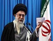 le leader de la révolution islamique