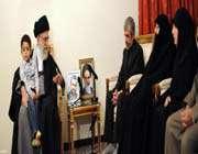 ماجرای ازدواج شهید احمدی روشن