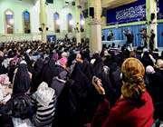 رهبری-دیدار با جوانان بیداری اسلامی