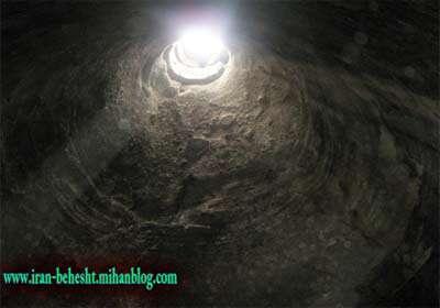 مسجدی در دل غار