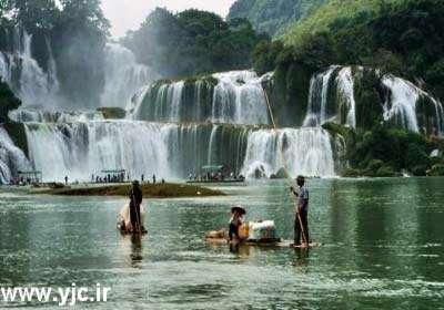10 آبشار زیبا و ناشناخته جهان +تصاویر