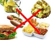 مواد غذایی مضر
