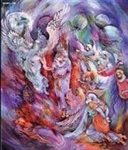 художественная выставка ирана в турции