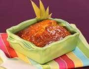gâteau minceur à l'ananas