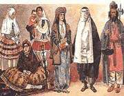 жителя сеула понравились национальные одежды ирана