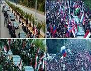башар асад: мы полны решимости провести в сирии национальный диалог