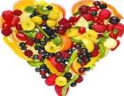 سلامت قلب با تغذیه مناسب
