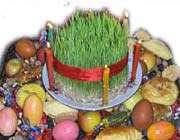 подготовка к празднику новруз в иране и других странах азии