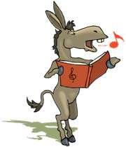 singer donkey