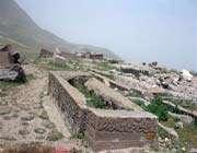 مسجد قدمكاه بالقرب من قرية قدمكاه