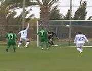 own goal kick