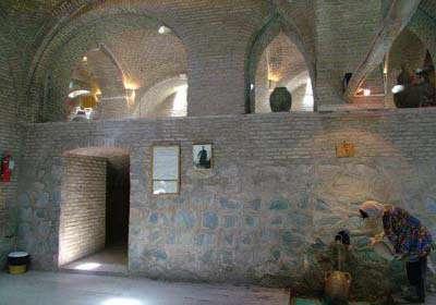 از رختشويخانه تا موزه زنجان