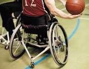 ورزش معلولین