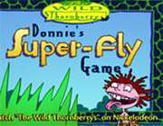 игра donnie's super-fly