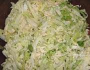 salade de choux chinois