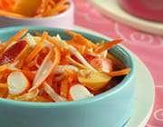 salade tout orange