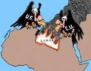 европейские и американские сми подняли достаточно много шума вокруг возможного распада ливии как страны...
