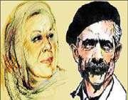 симин данешвар-супруга выдающегося иранского писателя джалала але-ахмада