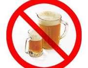 نوشیدن الکل ممنوع