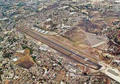فرودگاههاي عجيب و غريب دنیا