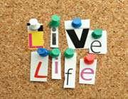 жить-жизнь