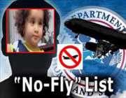 فلوريڈا: کمسن مسلم بچي کا نام نوفلائي سيکورٹي لسٹ ميں شامل