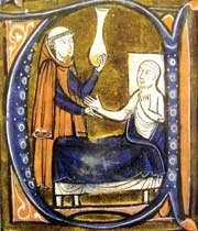 le médecin iranien razi dans le recueil des traités de médecine de gérard de crémone, 1250-1260