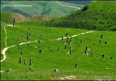 تپههاي شانه تخممرغي