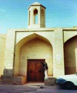 چهل محراب در يك مسجد