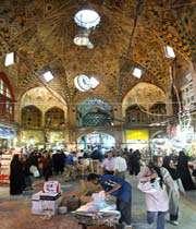 достопримечательность тегерана