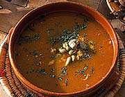 soupe aux fèves