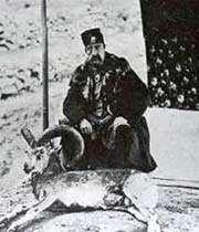 باغ وحش-ناصرالدین شاه