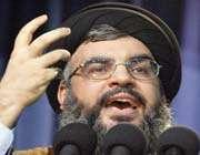 le secrétaire général du mouvement de la résistance islamique au liban