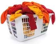 شستن لباس های چرک و کثیف