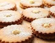 biscuits au miel et au citron