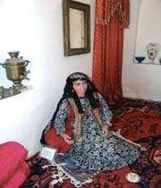 vêtements des femmes kurdes d'ilam