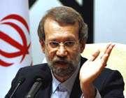 le président du parlement iranien