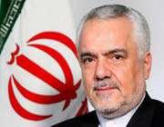 le vice-président de la république islamique d'iran