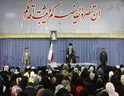 rencontre avec les participantes à la 1ère conférence sur «les femmes et l'eveil islamique»