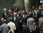 les députés de l'assemblée consultative islamique