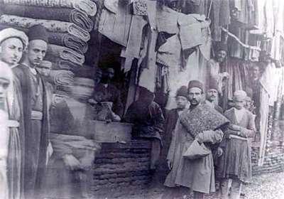 دیروز و امروز در بازار تهران