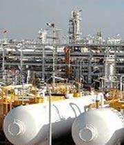 champs de pétrole