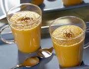 soupe de melon à l'anis