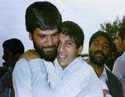 شهیدان علی اکبر و عزت الله کیخواه