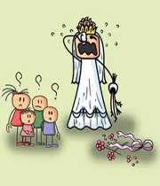 افسردگی بعد از عروسی