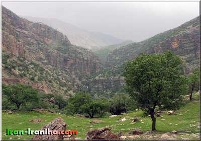 زیباترین آبشار ایران کجاست؟