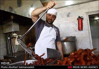 قدیمیترین بامیهپز تهران کیست؟