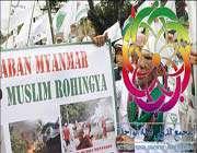 красное лето для мусульман мьянмы