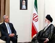 le guide suprême et le président libanais