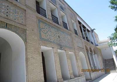 باشکوهترین بنای روستای دزک